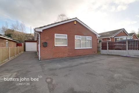 2 bedroom detached bungalow for sale - Chelmorton Drive, Stoke-On-Trent