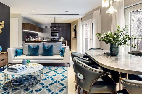 1 bedroom flat to rent - Keybridge Tower, 1 Exchange Gardens, London SW8