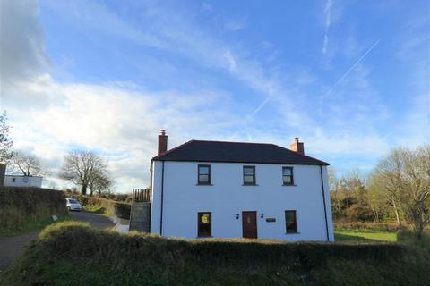 4 bedroom property with land for sale - Cucumber Hill, Clarbeston Road, Haverfordwest
