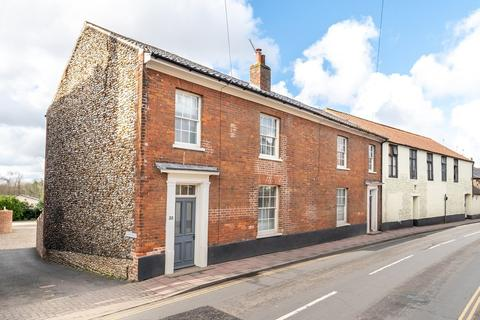 3 bedroom end of terrace house for sale - Fakenham