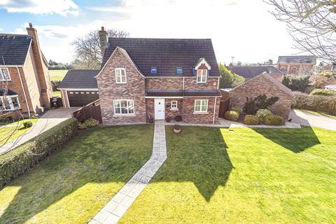 4 bedroom detached house for sale - Catchpole Grove, Stickford, PE22