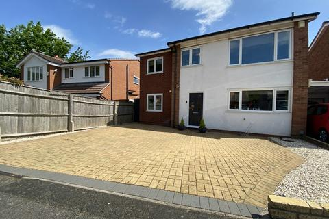 4 bedroom detached house for sale - Dovecote Close, Solihull