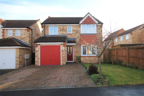 4 bedroom detached house for sale - Harwood Close, Templetown, Consett, DH8