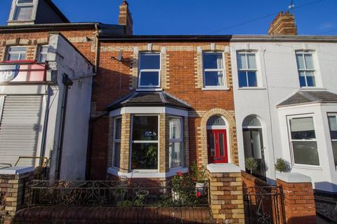 3 bedroom terraced house for sale - Ivy Street, Penarth