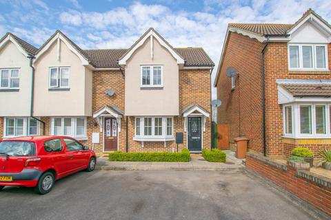 2 bedroom end of terrace house to rent - Magnolia Close, Hertford