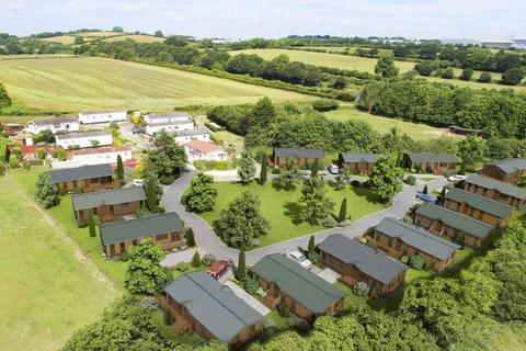 2 bedroom mobile home for sale - Battisford Park Luxury Lodge Developments, Plympton, Plymouth, PL7 5AT