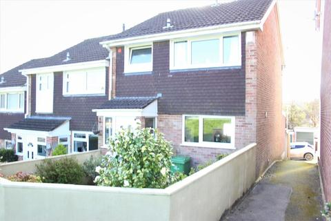 3 bedroom end of terrace house for sale - Mary Dean Close, Tamerton Foliot