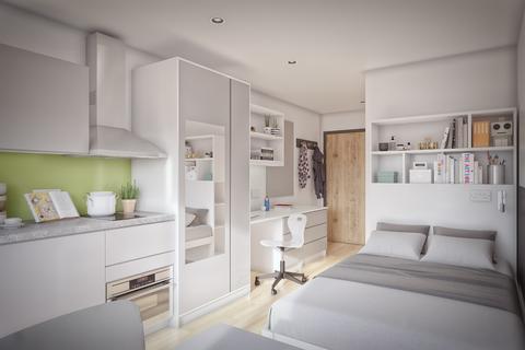 Studio to rent - Cross House, Ensuite rooms