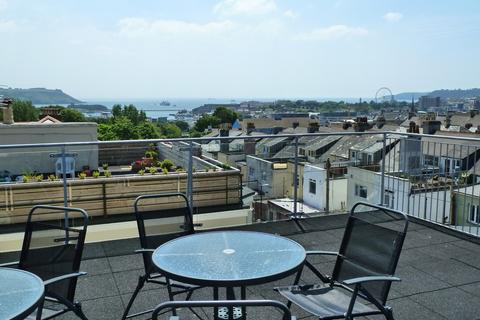 1 bedroom flat to rent - Studio 8 - 11 Whitefield terrace, Plymouth