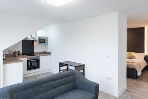 Studio to rent - Derry Villas Flat 17, 84-86 North Road East