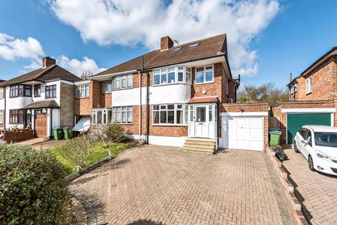 4 bedroom semi-detached house for sale - Brownspring Drive, New Eltham