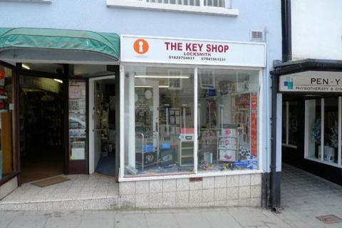 Shop to rent - Clwyd Street, Ruthin