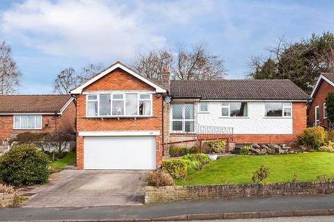 4 bedroom detached bungalow for sale - St. Johns Road, Buglawton, Congleton
