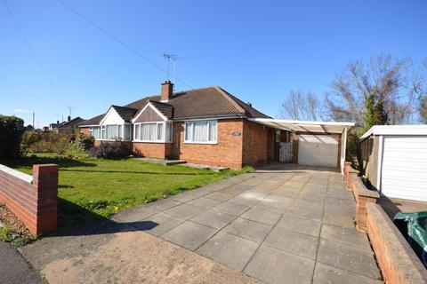 2 bedroom semi-detached bungalow for sale - Eldon Road, Luton