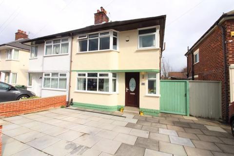 3 bedroom semi-detached house for sale - Malpas Drive, Bebington