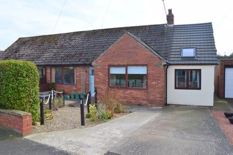 2 bedroom semi-detached bungalow for sale - Ladywell Place, Berwick-Upon-Tweed