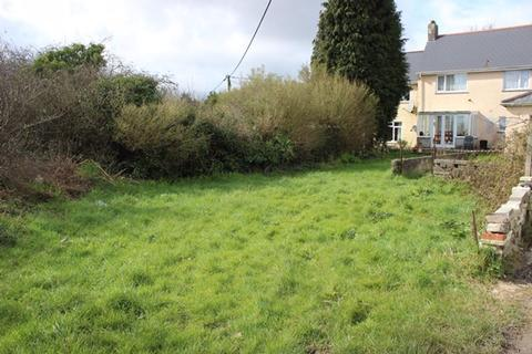 Plot for sale - Trewoon, St Austell