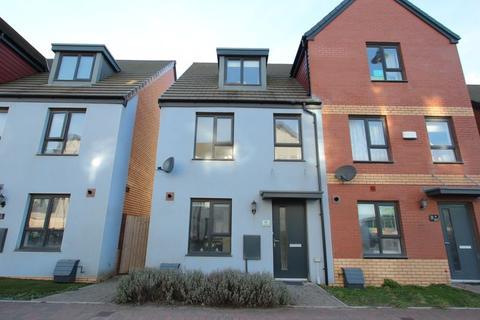 3 bedroom semi-detached house for sale - Ffordd Y Mileniwm, Barry