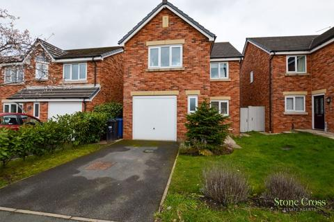 4 bedroom detached house for sale - Sandy Lane, Lowton, WA3 1DR