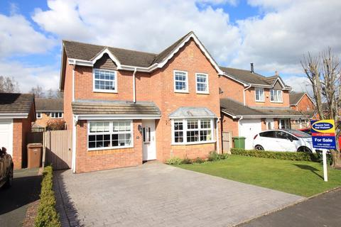 4 bedroom detached house for sale - Malthouse Close, Whittington, Oswestry