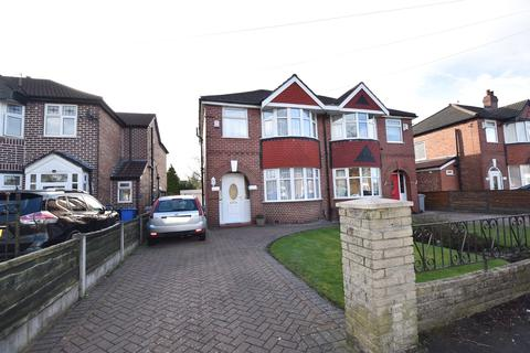 3 bedroom semi-detached house for sale - Conway Road, Sale, M33