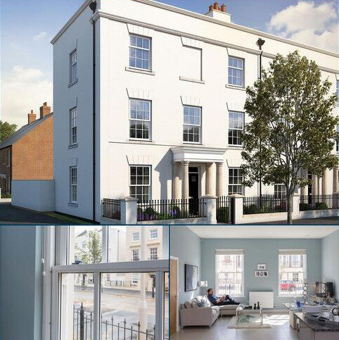 5 bedroom semi-detached house for sale - Plot 47, The Goodleigh at Sherford, Sherford, Off Haye Road, Plymouth, Devon PL9