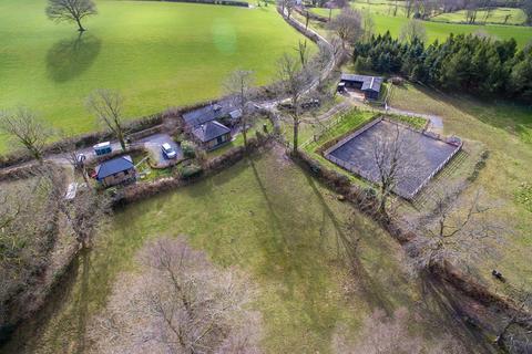 3 bedroom property with land for sale - Harford, Llanwrda, SA19