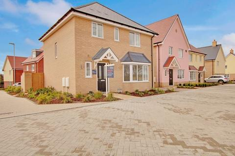 3 bedroom semi-detached house for sale - Bentall Place, The Osborne