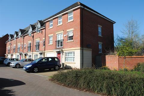 4 bedroom semi-detached house to rent - Haddon Way, Loughborough