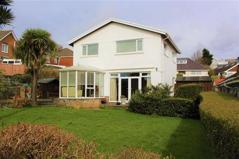 4 bedroom detached house for sale - Cleveland Avenue, Mumbles