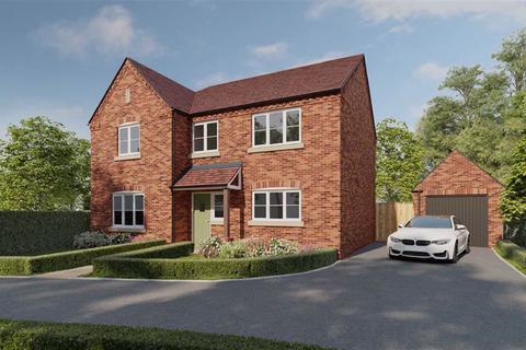 4 bedroom detached house for sale - Parc Bronhyddon, Llansantffraid, SY22