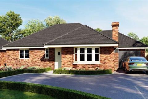 3 bedroom bungalow for sale - Parc Bronhyddon, Llansantffraid, SY22