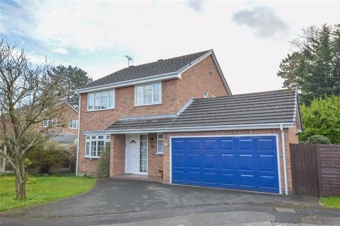 4 bedroom detached house for sale - Langfield Grove, CH62