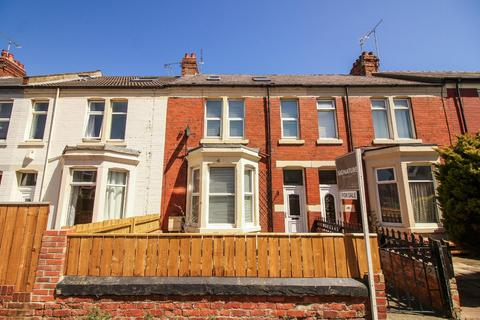 4 bedroom terraced house for sale - Charles Avenue, Whitley Bay
