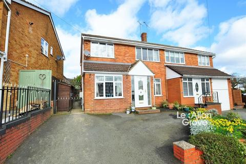 4 bedroom semi-detached house - Kenswick Drive, Halesowen