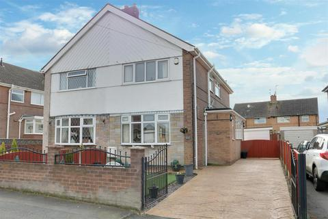 3 bedroom semi-detached house for sale - Lichfield Road, Talke