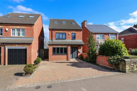 4 bedroom detached house for sale - Manor Road, Brimington, Chesterfield, S43 1NN
