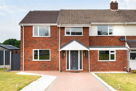 4 bedroom semi-detached house to rent - Whateley Hall Close, Knowle, Solihull, B93 9NL