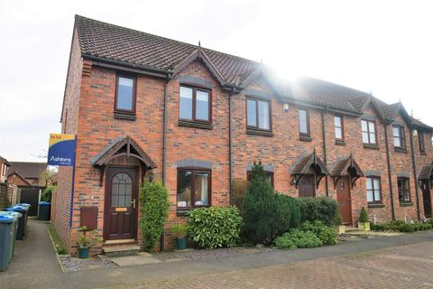 2 bedroom townhouse for sale - Grange Garth, Linton On Ouse