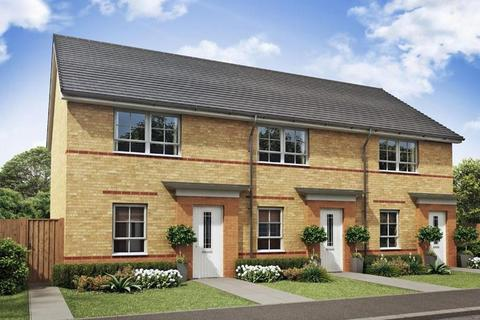 2 bedroom end of terrace house for sale - Plot 418, Kenley at South Fields, Stobhill, Morpeth, MORPETH NE61