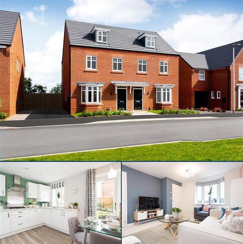 3 bedroom semi-detached house for sale - Plot 8, Kennett at Kingsbrook, Burcott Lane, Aylesbury, AYLESBURY HP22