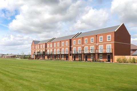 4 bedroom terraced house for sale - Plot 249, Henwick at The Chase @ Newbury Racecourse, Fetlock Drive, Newbury, NEWBURY RG14