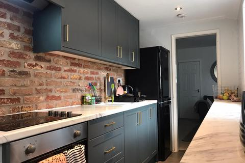 4 bedroom terraced house to rent - 53 Thesiger Street, Lincoln, LN5 7UY