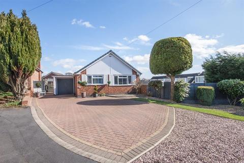 2 bedroom detached bungalow for sale - Ryecroft Drive, Burntwood, WS7 2JA
