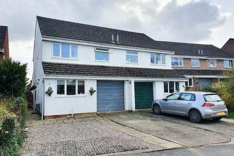 3 bedroom semi-detached house for sale - St Peters Close, Moreton on Lugg, Hereford