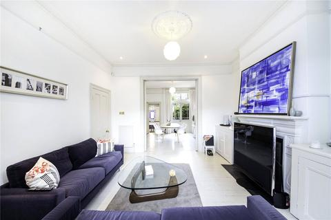 4 bedroom terraced house to rent - Prebend Gardens, Chiswick, London
