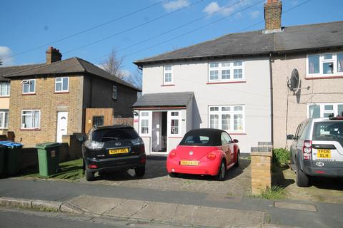 3 bedroom end of terrace house to rent - Edgeworth Road, London, SE9 6JG