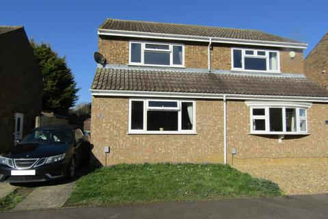 2 bedroom end of terrace house to rent - Manor Close, Langford, Biggleswade, SG18