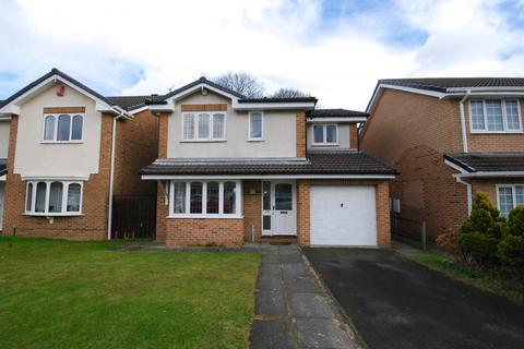 4 bedroom detached house for sale - Yeavering Close, Gosforth