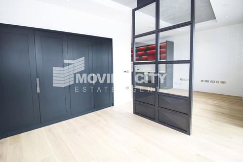 Studio to rent - DAWSONNE HOUSE, City Island, City Island, Hope Street, London, E14